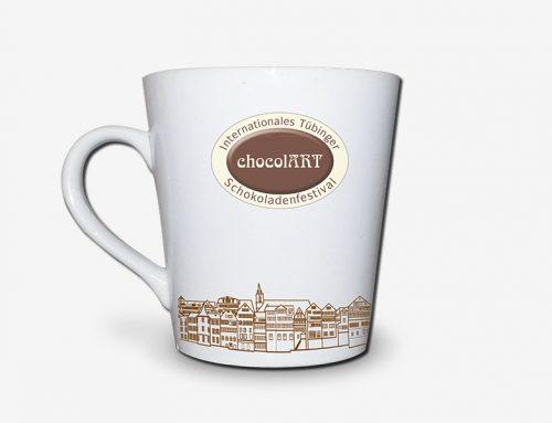 Die Aktuelle Tasse der Tübinger Chocolart