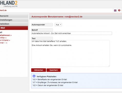 FAQ: So stellen Sie eine E-Mail-Abwesenheitsnachricht ein